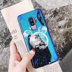 블루라이트 지구 케이스 갤럭시노트8 9 S9 S9PLUS