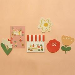 마켓 카드 [1~4번]