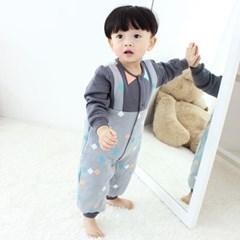 [메르베] 보타이 신생아 우주복/북유럽아기옷_겨울용_(1127742)