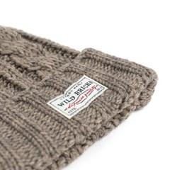 AP CABLE WATCH CAP (beige)
