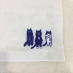 [Organic cotton] 블루캣