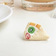 [텐텐클래스] (이대) 귀여운 과일샌드위치 프랑스자수 원데이