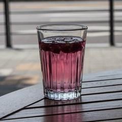 Libbey 패널드(Paneled) Water Glass 207ml 6P