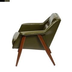 1인 스퀘어 디자인 쇼파 의자 740