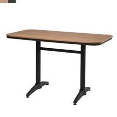 야외용 루프탑 목제 테이블 1200