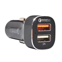 퀄컴 QC 3.0 퀵차지 차량용 고속 충전기