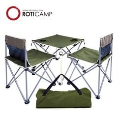 에코체어2개+테이블세트 캠핑 낚시 용품