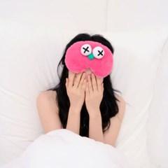 몬스터/분홍이수면안대
