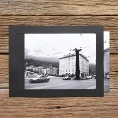 A3 / 12x17 포토프레임 스토리지 박스세트  - 블랙 10매