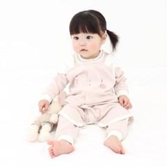 [메르베] 토끼 아기수면조끼_사계절용_(1133793)