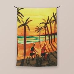 패브릭 포스터 / Bali