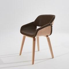 엔틱 목제 인테리어 의자