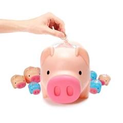 자이언트 돼지저금통 미니 동전 돼지저금통