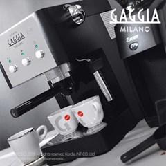 이태리 그랜가찌아 커피머신+바라짜 세테30 그라인더