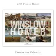 [2019 명화 캘린더] Winslow Homer 윈슬로 호머