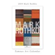 [2019 명화 캘린더] Mark Rothko 마크 로스코
