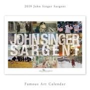 [2019 명화 캘린더] John Singer Sargent 존 싱어 사전트