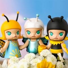 [팝마트코리아 정품 판매처] 몰리-곤충 시리즈_박스