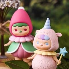 [팝마트코리아 정품 판매처] 푸키-숲속요정 시리즈_박스