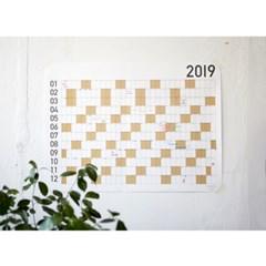 2019 빅픽처 캘린더