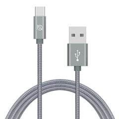 USB C타입 고속충전 케이블 자석타입 K1 120cm 그레이 ECO