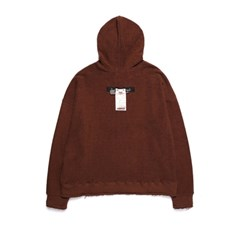 UNION REVERSE HOODY - BROWN_(1069813)