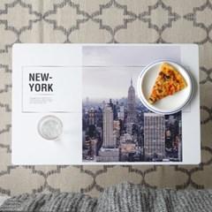 포스터 테이블 - New York (SML 택1)