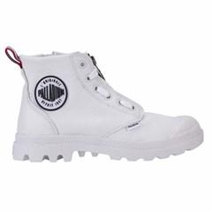 [PALLADIUM] Pampa Hi Lea TPZ,White/White (W)