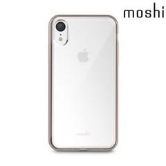 모쉬 아이폰XR 투명 소프트케이스 비트로스_골드