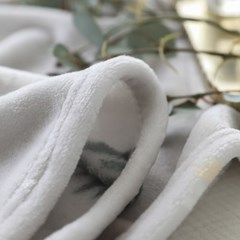 극세사 담요 키즈팜