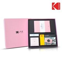 코닥 미니샷 VT 코스메틱 콜라보 핑크 에디션 + 30매 카트리지