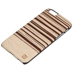 아이폰6s/6 우드케이스 - 핑크지브라노