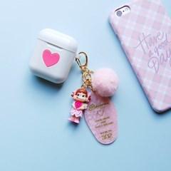 토이 키링-핑크 리조트키(핑크요정)