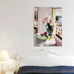 패브릭 포스터 꽃 그림 태피스트리 앙리 마티스 55