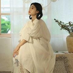사라 린넨 드레스 : sarah linen dress