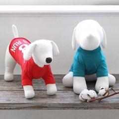 토모 데일리 강아지 티셔츠