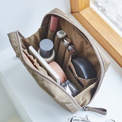 WIDE MAKE-UP POUCH