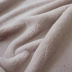 소프트 fur 블랭킷 pink