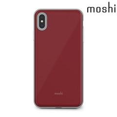 모쉬 아이폰XS Max 하드케이스 아이글레이즈_레드