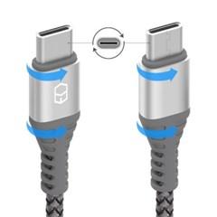패치웍스 DURA 시리즈 USB Type-C 케이블 [PW-090300]
