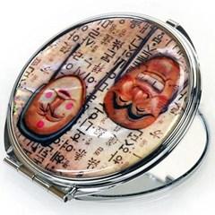 자개 하회탈 손거울 외국인선물 기념품 CH1414895