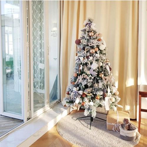 화이트프라하 크리스마스트리세트 120/150/180cm