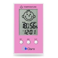 끌라로 온습도계 스마일(심플) HM-SS05
