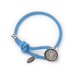 세누에르도 향수팔찌 classic collection 1 - sky blue