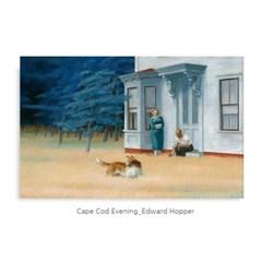에드워드 호퍼 Cape Cod Evening 캔버스액자