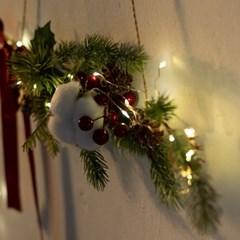 DIY 크리스마스 가랜드