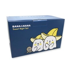 [바나&나나] 바나앤나나 꿀잠 무드등 패키지 (무드등 외)