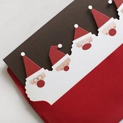 디비디 크리스마스 카드 - Santa Village