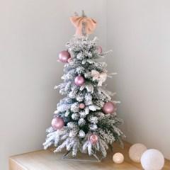 윈터 크리스마스 스노우트리 SET-핑크(90cm)