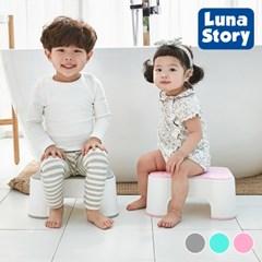 [루나스토리] 유아발판 & 아기발판 디딤대-핑크_(862292)